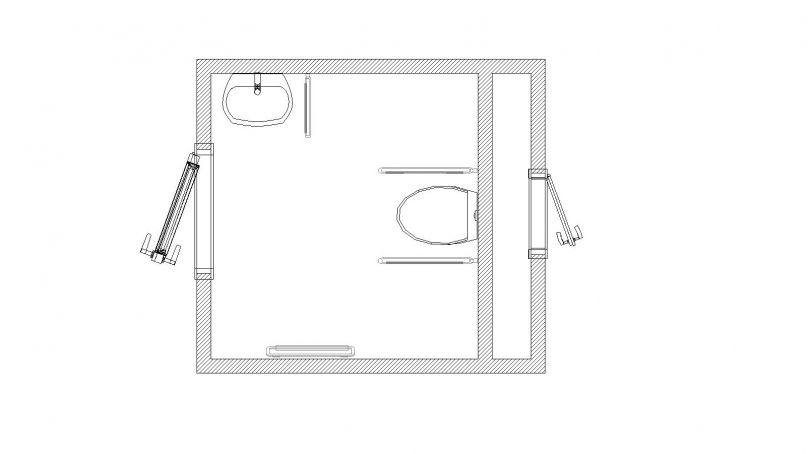 produktkatalog mobil wc l 300 sb zum festanschluss berger raumsysteme bei bautzen. Black Bedroom Furniture Sets. Home Design Ideas