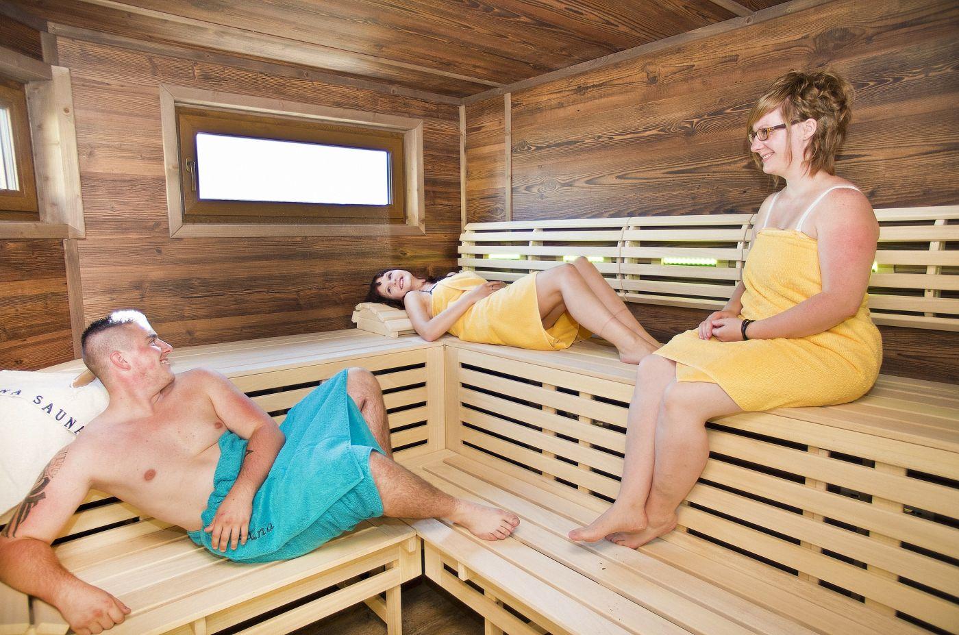 familiensauna berger raumsysteme bei bautzen. Black Bedroom Furniture Sets. Home Design Ideas